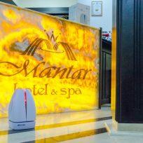 AirFree в Спа Хотел Мантар