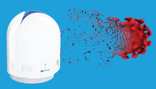 Airfree унищожава COVID-19 | allergy.bg
