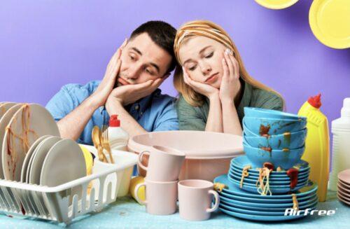 Лоша миризма в кухнята | allergy.bg