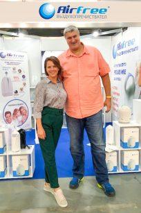 AirFree на Международен Панаир Пловдив – International Fair Plovdiv, 23.09-28.09.2019