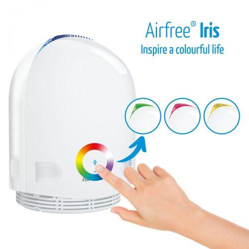 Въздухопречиствател AirFree Iris 40 - 16m² | allergy.bg