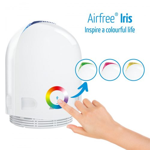 Въздухопречиствател AirFree Iris 150 - 60m² | allergy.bg