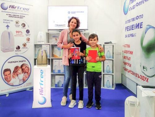 AirFree на Международен Панаир Пловдив – International Fair Plovdiv, 23.09-28.09.2019 | allergy.bg
