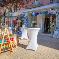 Магазин на въздухопречистватели Airfree в град Петрич